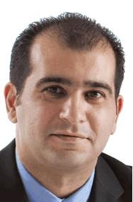Dr. Shariar Parvispour